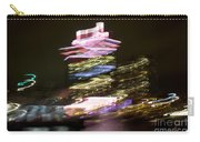 Amsterdam The Netherlands A'dam Tower Abstract At Night. Carry-all Pouch