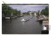 Amsterdam Water Scene Carry-all Pouch