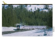 Amtrak 112 1 Carry-all Pouch by Jim Thompson