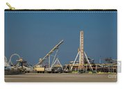 Amusement Pier And Waterpark Carry-all Pouch