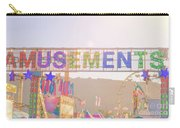 Amusements Carry-all Pouch