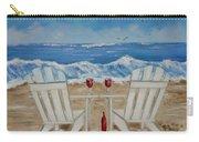 Amy's Beach Carry-all Pouch