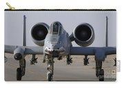 An A-10 Thunderbolt II Carry-all Pouch
