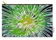 An Abstract Scene Of Sea Anemone 2 Carry-all Pouch by Lanjee Chee
