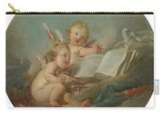 An Allegory Of Poetry Carry-all Pouch
