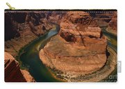 An Amazing Place - Horseshoe Bend Carry-all Pouch