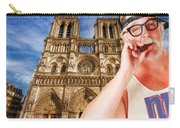 An American In Paris Notre Dame Carry-all Pouch