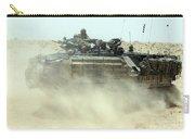 An Amphibious Assault Vehicle Kicks Carry-all Pouch