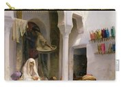 An Arab Weaver Carry-all Pouch