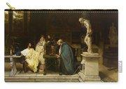 An Art Lover Carry-all Pouch