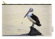 Australian Pelican In Cairns Carry-all Pouch
