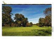 An Autumn Golf Day Carry-all Pouch