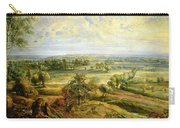 An Autumn Landscape With A View Of Het Steen In The Early Morning Carry-all Pouch