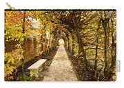 An Autumn Path Carry-all Pouch