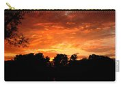 An Awesome Sunset  Carry-all Pouch