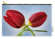 An Embrace Of Tulips Carry-all Pouch