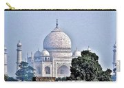 An Extraordinary View - The Taj Mahal Carry-all Pouch