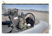 An F-15 Pilot Performs Preflight Checks Carry-all Pouch by HIGH-G Productions
