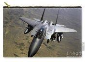 An F-15e Strike Eagle Aircraft Carry-all Pouch