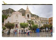 An Iffy Day In Taormina Carry-all Pouch