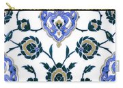 An Iznik Polychrome Tile, Turkey, Circa 1575, By Adam Asar, No 23c Carry-all Pouch