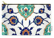 An Iznik Polychrome Tile, Turkey, Circa 1575, By Adam Asar, No 23h Carry-all Pouch
