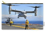 An Mv-22 Osprey Takes Carry-all Pouch