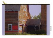An Old Barn And Silo Carry-all Pouch