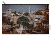 An Old Bridge In Mostar Carry-all Pouch