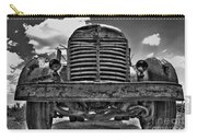 An Old International Truck Carry-all Pouch