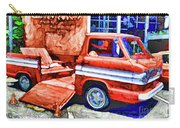 An Old Pickup Truck 2 Carry-all Pouch