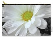 An Outstanding Daisy Carry-all Pouch