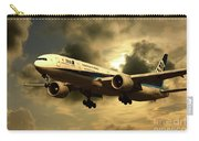 Ana Boeing 773 Ja784a Carry-all Pouch