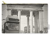 Analog Black And White Photography - Milan - Porta Ticinese Carry-all Pouch