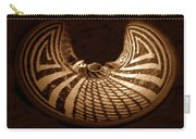 Anasazi Butterfly Pot Carry-all Pouch