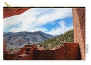 Anasazi Cliff Dwellings #21 Carry-all Pouch