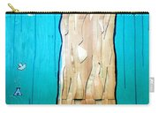 Ancestral Tree Indians To The Sea Carry-all Pouch