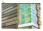 Anchorage Alaska Architecture  Carry-all Pouch