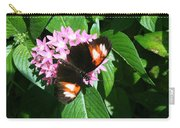 Anchored Down - Butterfly Carry-all Pouch