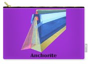 Anchorite -text Carry-all Pouch