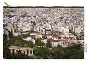 Ancient Agora Of Athens Carry-all Pouch