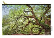 Ancient Angel Oak Tree  Carry-all Pouch