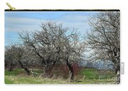 Ancient Apples Budding Out Carry-all Pouch