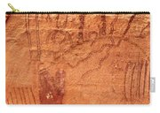 Ancient Art 3 Carry-all Pouch