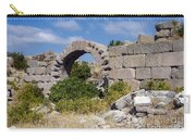 Ancient Bergama Acropolis Ruins Carry-all Pouch