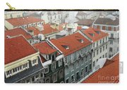 Ancient Buildings At Lisbon. Portugal Carry-all Pouch