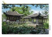 Ancient Chinese Architecture Carry-all Pouch