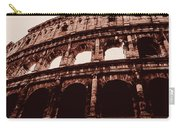 Ancient Colosseum, Rome Carry-all Pouch