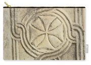 Ancient Cross Pattee Carry-all Pouch