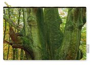 Ancient German Oak Trees In Sababurg Carry-all Pouch